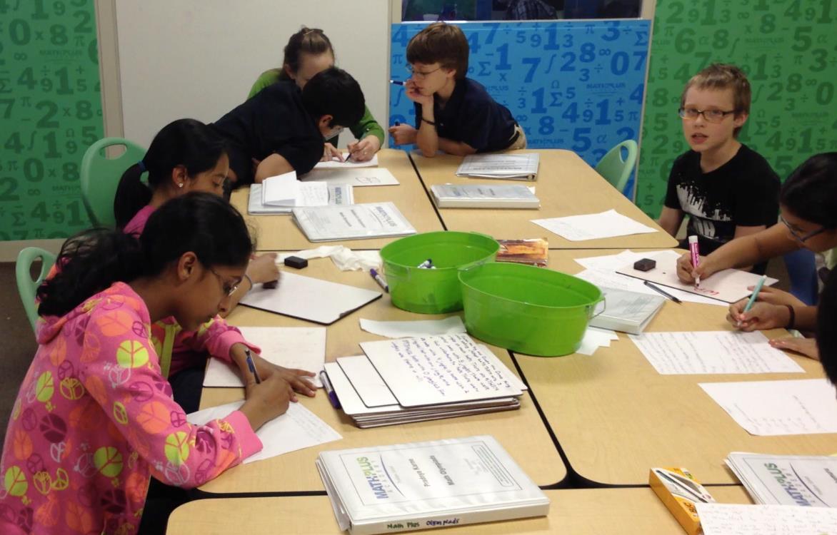 Math Team Powell Thursdays 530 Math Plus Academy